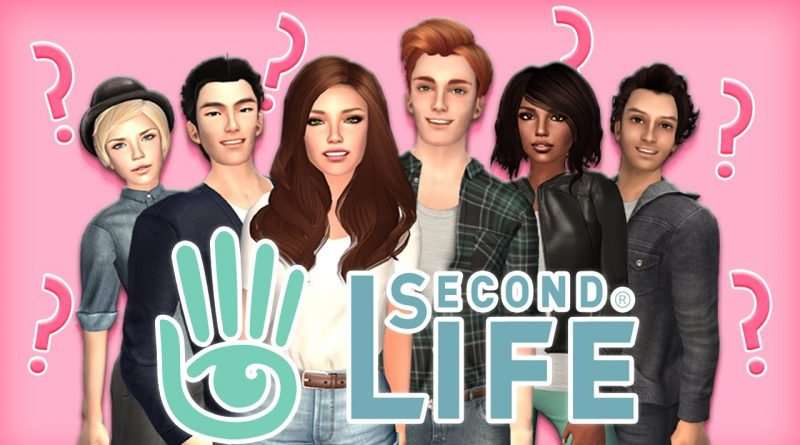 What Are Second Life Games?